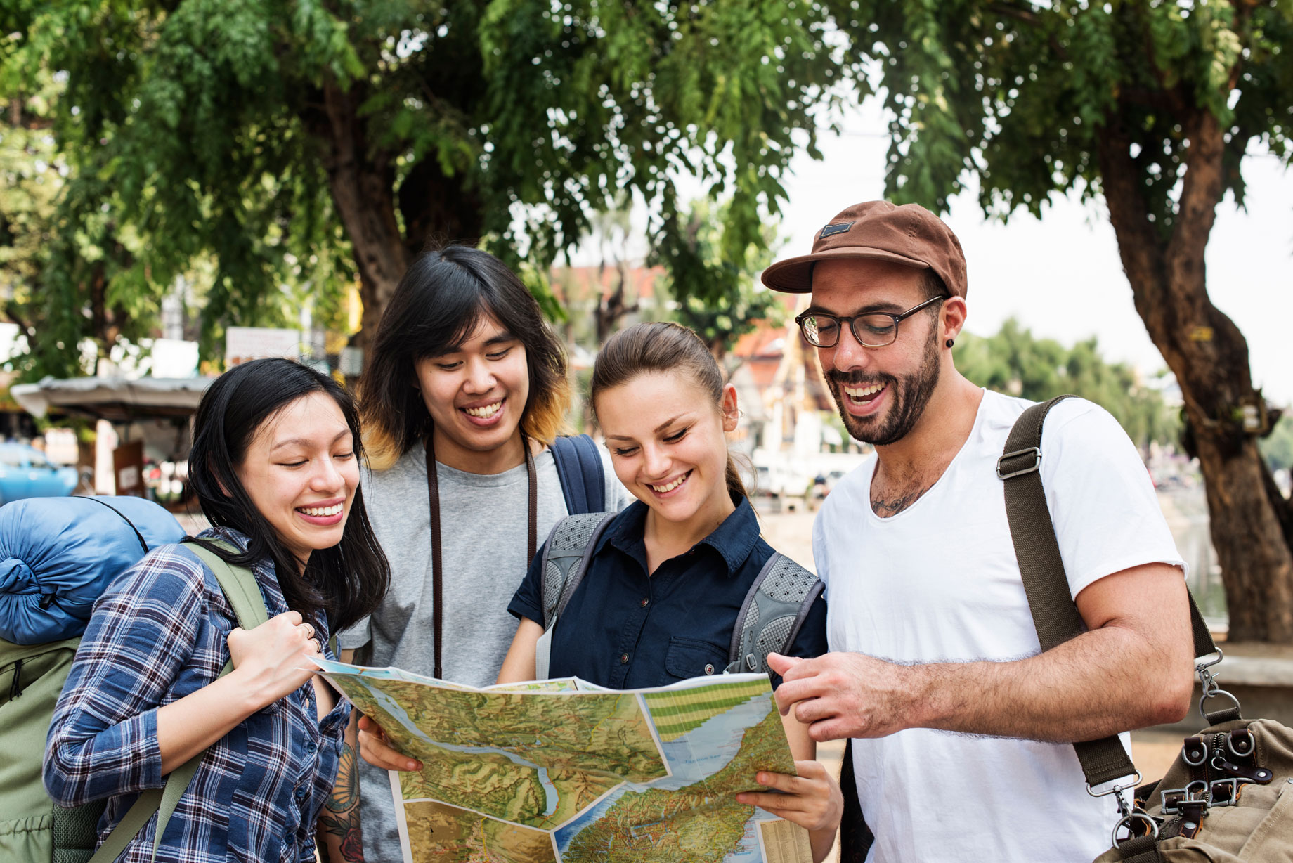 How Travelling Can Help You Get Better